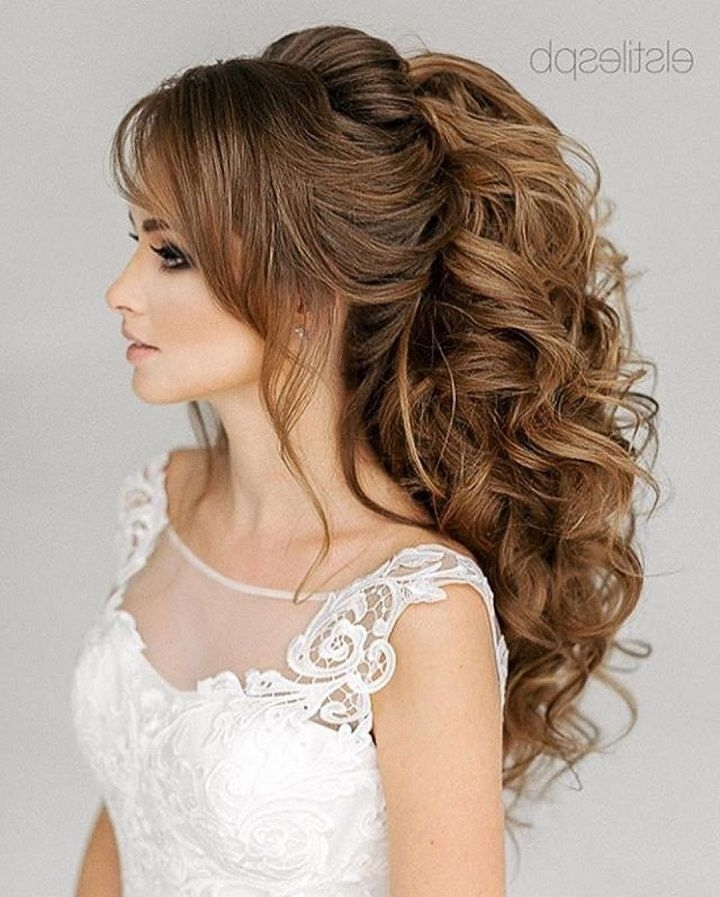 Featured Photo of Wedding Hairstyles For Long Length Hair