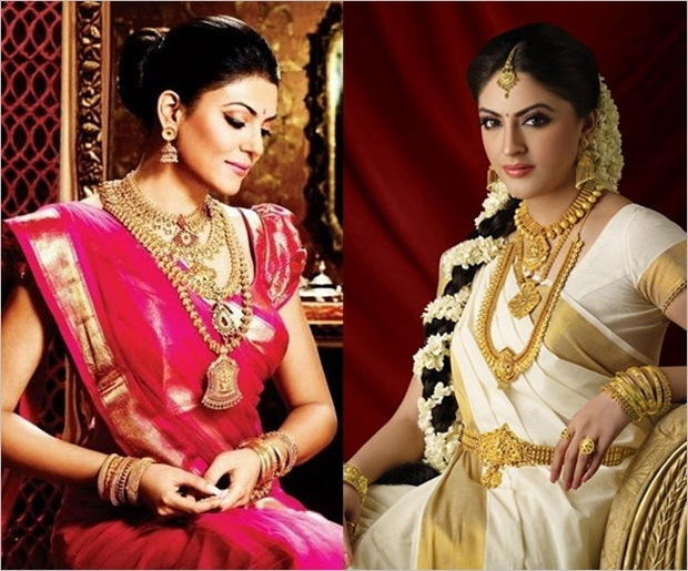Top 10 Indian Wedding Hairstyles For Sarees With Indian Wedding Hairstyles For Long Hair On Saree (View 15 of 15)