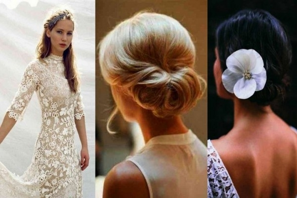 Top 10 Mother Of The Bride Hairstyles For Short Hair For 2017 . (View 11 of 15)