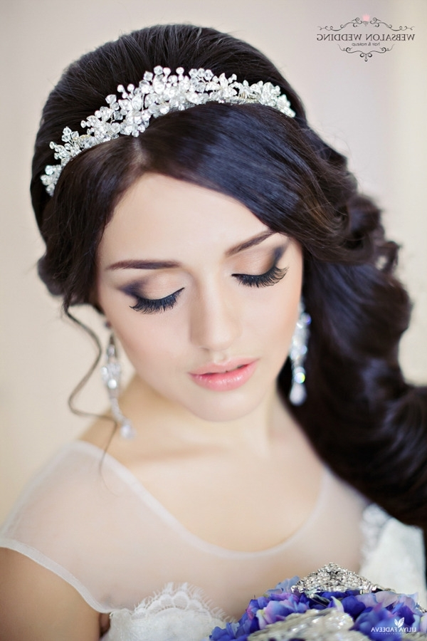 Top 20 Bridal Headpieces For Your Wedding Hairstyles Regarding Wedding Hairstyles With Headpiece (View 12 of 15)