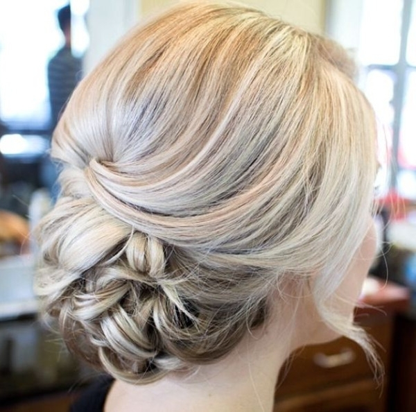 Top 20 Fabulous Updo Wedding Hairstyles – Elegantweddinginvites Blog With Classic Wedding Hairstyles (View 10 of 15)