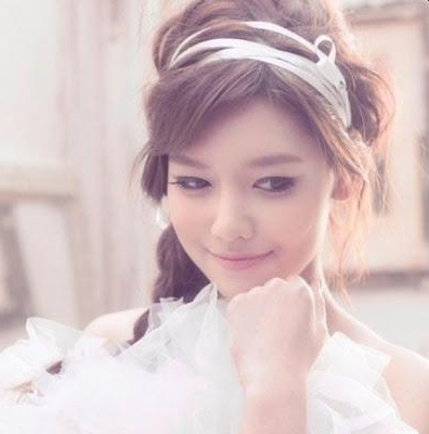 Top Asian Hairstyles And Haircuts: Korean Bridal Wedding Hairstyles Pertaining To Korean Wedding Hairstyles (View 13 of 15)