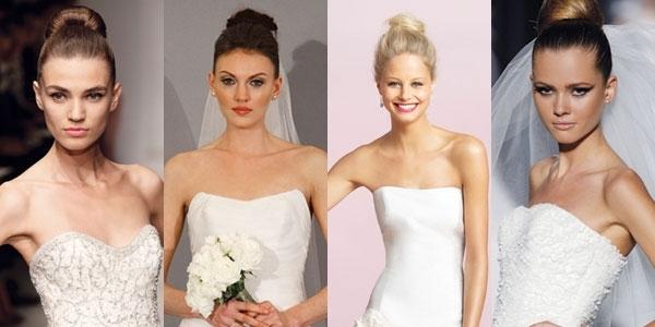 Top Knot Wedding Hairstyles – Thewolfian Fashion Mag Pertaining To Knot Wedding Hairstyles (View 12 of 15)