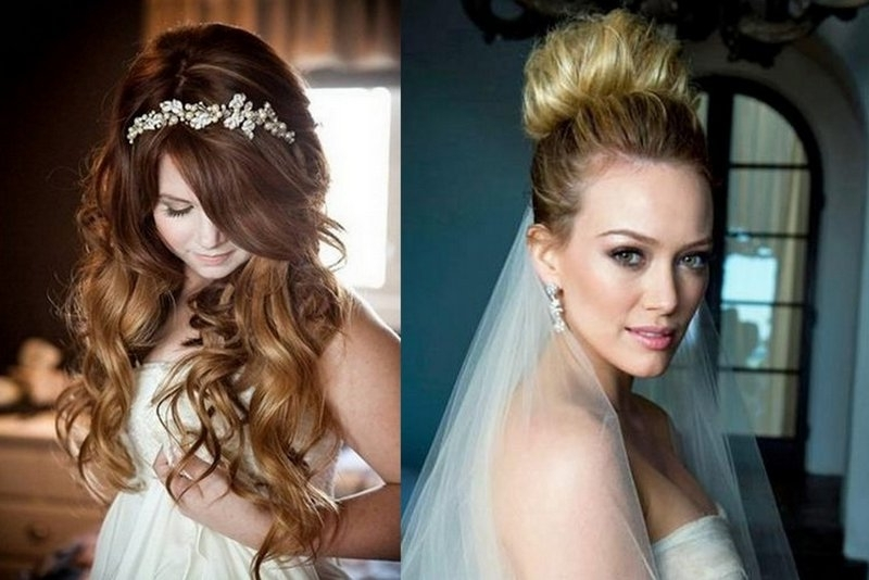 Top Tips To Find The Perfect Wedding Hairstyle For Your Face Shape Pertaining To Wedding Hairstyles For Your Face Shape (View 4 of 15)