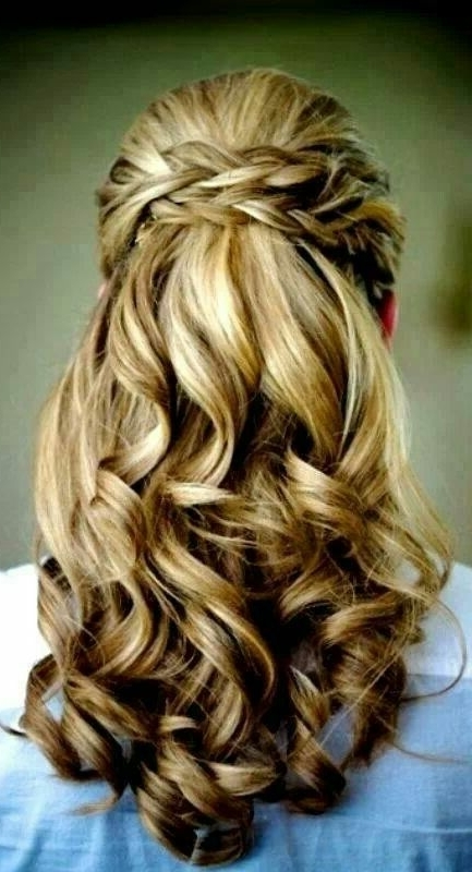 Trend Alert: Dashing Wedding Hairstyle Inspiration | Pinterest With Regard To Wedding Hairstyles For Junior Bridesmaids (View 2 of 15)