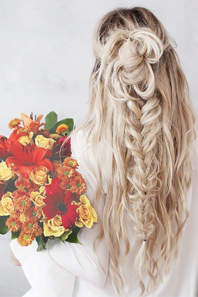 Trubridal Wedding Blog | Boho Archives – Trubridal Wedding Blog With Boho Wedding Hairstyles (View 14 of 15)
