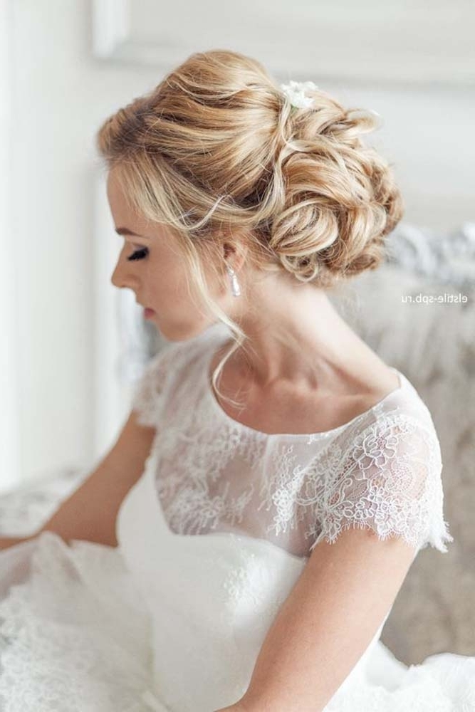 Trubridal Wedding Blog | Wedding Hairstyles Archives – Page 2 Of 5 Intended For Romantic Wedding Hairstyles (View 13 of 15)