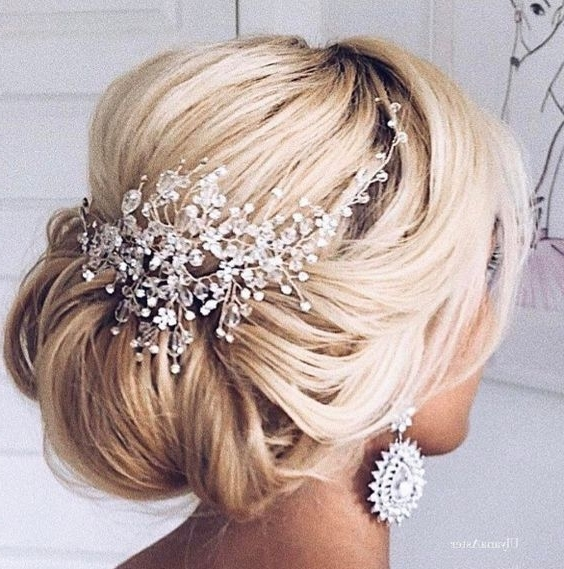 Ulyana Aster Wedding Hairstyle Inspiration | Pinterest | Aster With Regard To Wedding Hairstyles For Blonde (View 6 of 15)