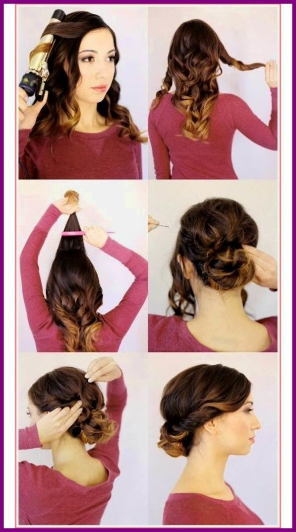 Unbelievable Brilliant Ideas Diy Wedding Guest Hairstyles For Long In Diy Wedding Guest Hairstyles (View 4 of 15)