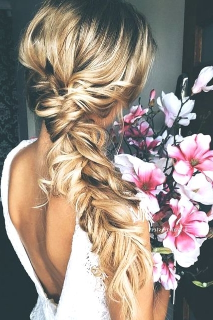 Unique Hair Styles: Wedding Braid | Unique Hair, Hair Style Weddings With Regard To Wedding Hairstyles With Braids For Bridesmaids (View 12 of 15)
