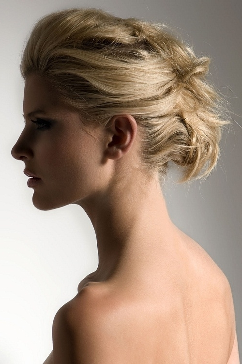 Updo For Medium Length Hair 01 – Latest Hair Styles – Cute & Modern With Regard To Modern Wedding Hairstyles For Medium Length Hair (View 11 of 15)