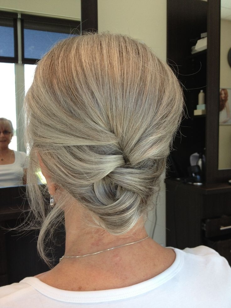 Updo Hairstyles For Women Over 50 | Updo, 50Th And Hair Style With Regard To Wedding Hairstyles For Women Over  (View 11 of 15)