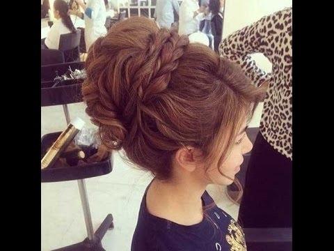 Updos For Long Hair – Prom Bridal Updo ? Romantic Hairstyle For With Prom Wedding Hairstyles For Long Medium Hair (View 10 of 15)