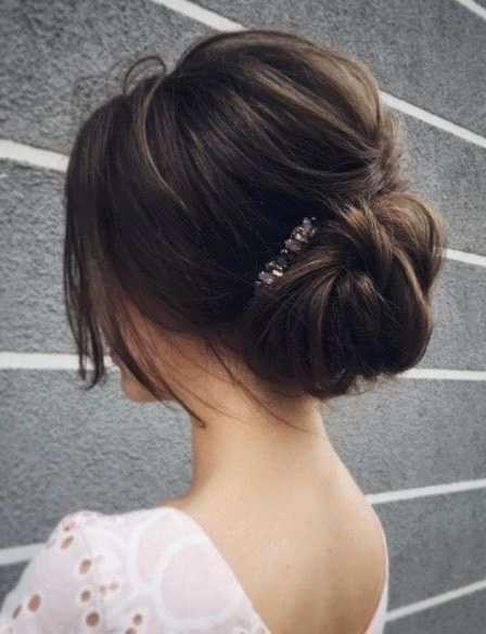 Urban Wedding Hairstyles Elegant Wedding Hairstyle Inspiration Lena With Regard To Elegant Wedding Hairstyles (View 12 of 15)