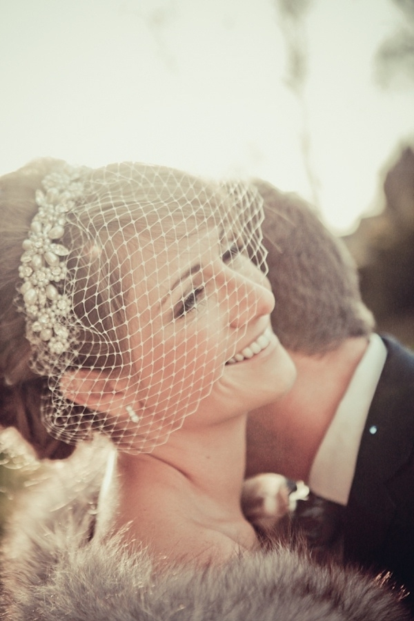 Vintage Fashion: Birdcage Veils With Regard To Wedding Hairstyles For Short Hair With Birdcage Veil (View 12 of 15)