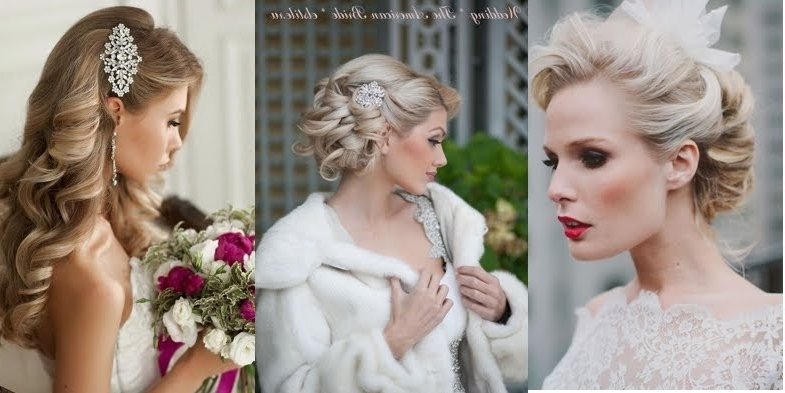 Featured Photo of Romantic Vintage Wedding Hairstyles