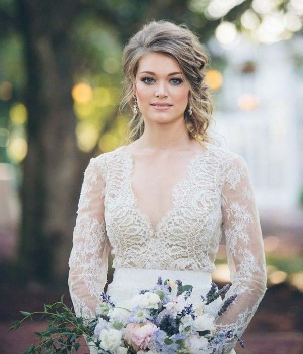 Vintage Wedding Hairstyles 2016 | Zquotes Pertaining To Romantic Vintage Wedding Hairstyles (View 5 of 15)