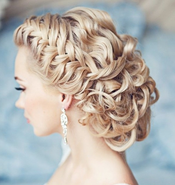 Vintage Wedding Hairstyles For Long Hair – Unique Vintage Wedding Regarding Vintage Wedding Hairstyles For Medium Length Hair (View 3 of 15)