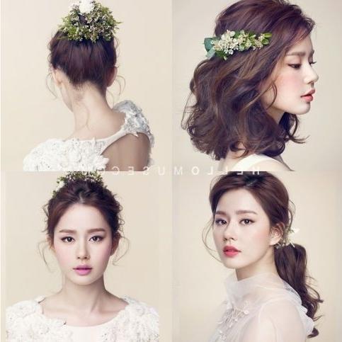 Featured Photo of Korean Wedding Hairstyles