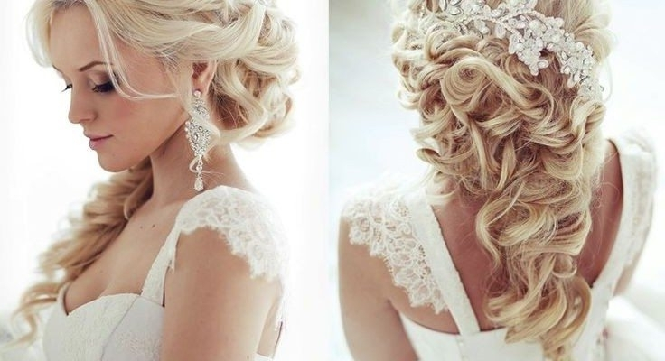 Wedding Day Hair Extensions: Fake Or Fabulous? | Bridal Hair Regarding Wedding Hairstyles That Last All Day (View 14 of 15)