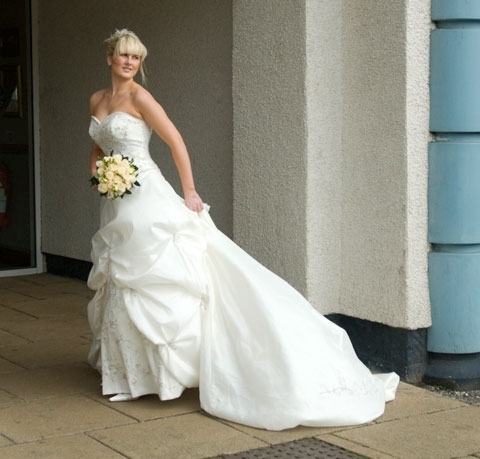 Wedding Gowns For The Older Brides Within Wedding Hairstyles For Older Bride (View 11 of 15)