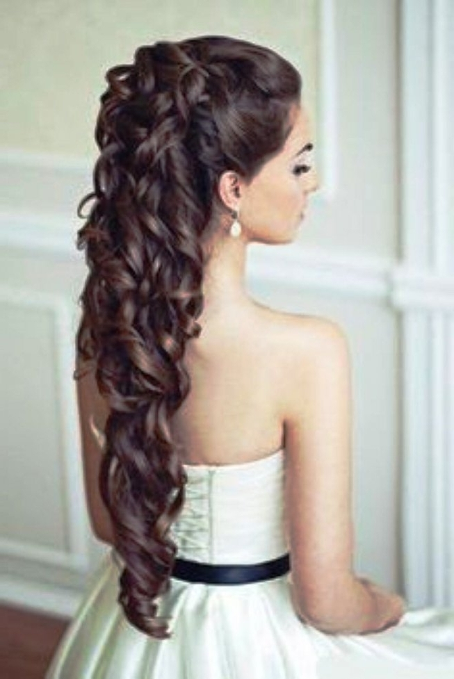 Wedding Guest Hairstyles For Long Straight Hair — Svapop Wedding With Wedding Guest Hairstyles For Long Straight Hair (View 6 of 15)