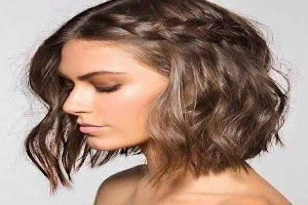 Wedding Guest Hairstyles For Medium Length Hair – As Charming As . (View 15 of 15)
