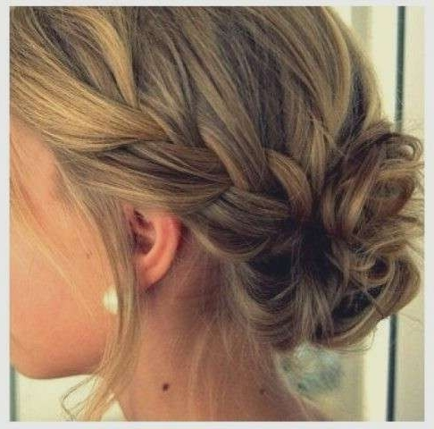 Wedding Guest Hairstyles For Medium Length Hair Lovely Best 25 Regarding Wedding Guest Hairstyles For Medium Length Hair (View 12 of 15)