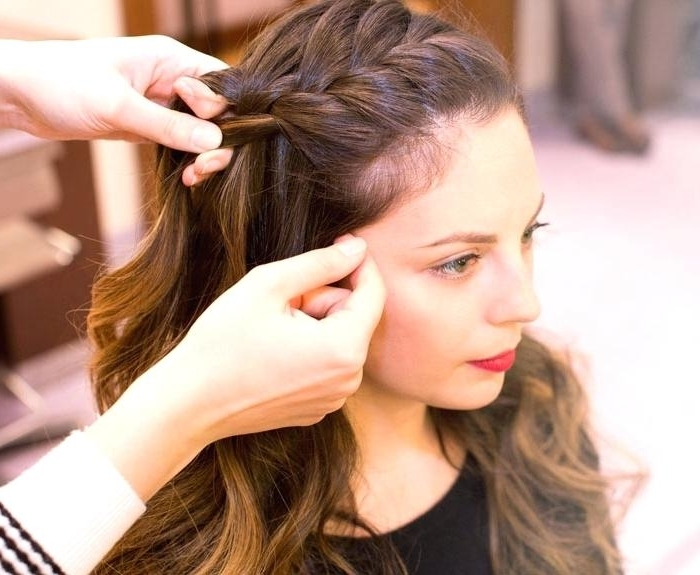 Wedding Guest Hairstyles For Medium Length Hair Wedding Guest With Regard To Hairstyles For Medium Length Hair For Wedding Guest (View 10 of 15)