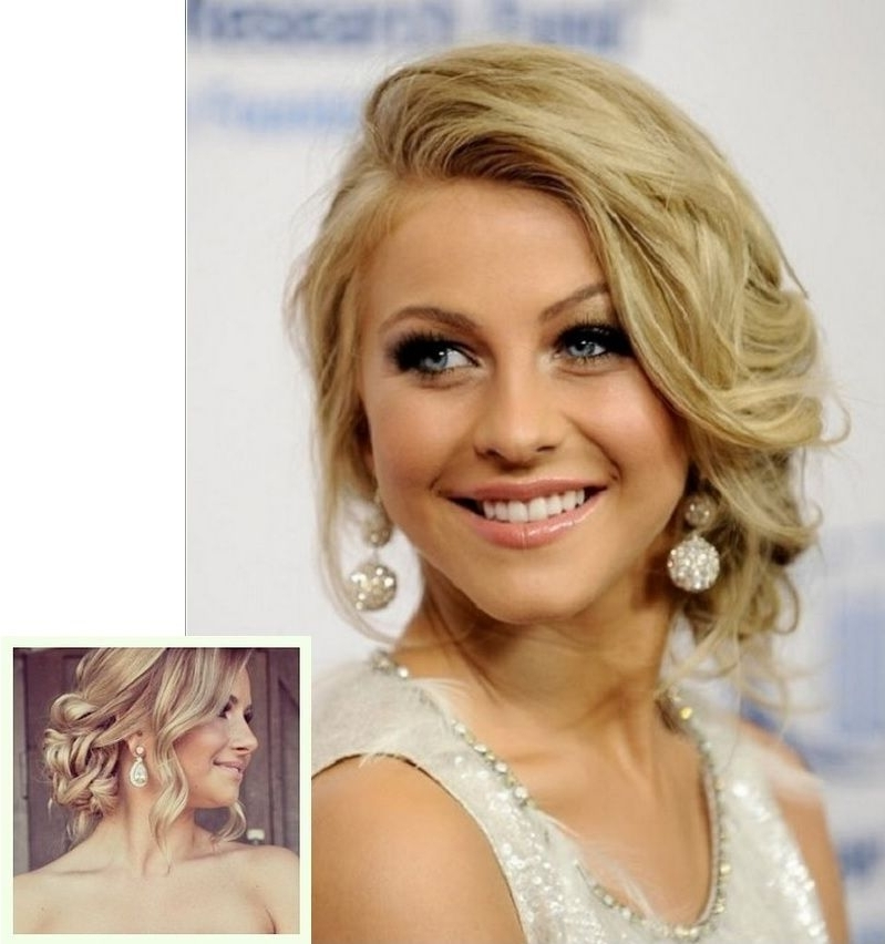 Explore Photos Of Wedding Guest Hairstyles For Short Hair Showing 7