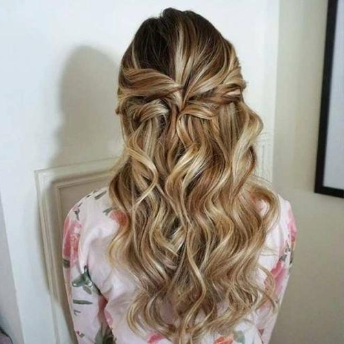 Wedding Guest Hairstyles – Livingngrace Throughout Wedding Guest Hairstyles For Long Hair Down (View 11 of 15)