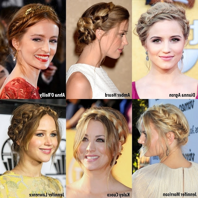 Wedding Guest Hairstyles With Fascinator | Midway Media Inside Wedding Guest Hairstyles For Medium Length Hair With Fascinator (View 10 of 15)