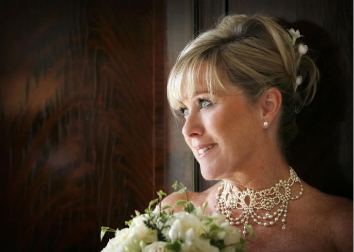 Featured Photo of Wedding Hairstyles For Older Brides