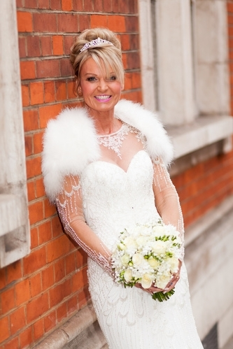 Wedding Hair & Bridal Makeup For Mature Brides & Mother Of Bride Throughout Wedding Hairstyles For Older Bride (View 7 of 15)