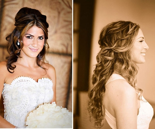 Wedding Hairstyle Down | Medium Hair Styles Ideas – 17272 Pertaining To Curls Down Wedding Hairstyles (View 8 of 15)