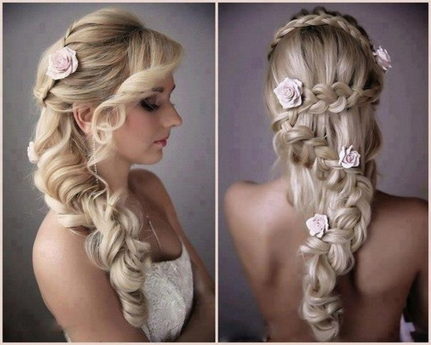 Featured Photo of Wedding Hairstyles For Extra Long Hair