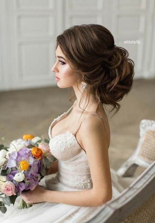 Wedding Hairstyle Idea For Young Brides | Weddings, Wedding And Hair Pertaining To Wedding Hairstyles For Young Brides (View 5 of 15)