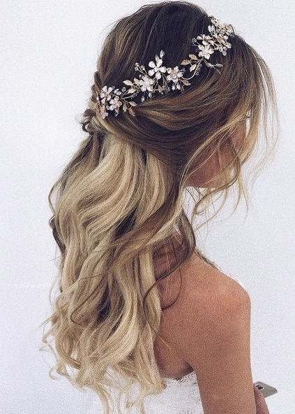 Wedding Hairstyle Inspiration – Ulyana Aster Regarding Wedding Hairstyles (View 15 of 15)