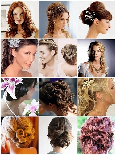 Wedding Hairstyle Pictures | Popular Hairstyles With Regard To Wedding Hairstyles To Match Your Dress (View 7 of 15)