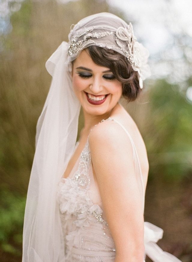 Wedding Hairstyles 1920S Era Best Of Bridal Fashion Through The Ages With 1920S Era Wedding Hairstyles (View 15 of 15)
