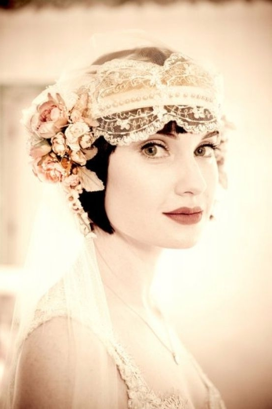 Wedding Hairstyles 1920S Era Kitchen – Fashion Wedding Style Blog In 1920S Era Wedding Hairstyles (View 12 of 15)