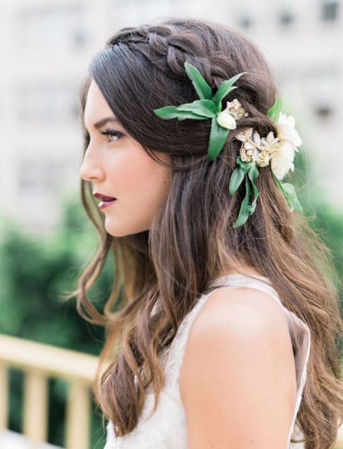 Featured Photo of Wedding Hairstyles For Square Face