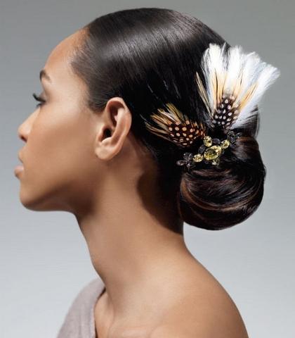 Wedding Hairstyles African American | Best Wedding Hairs With Wedding Hairstyles For Ethnic Hair (View 10 of 15)