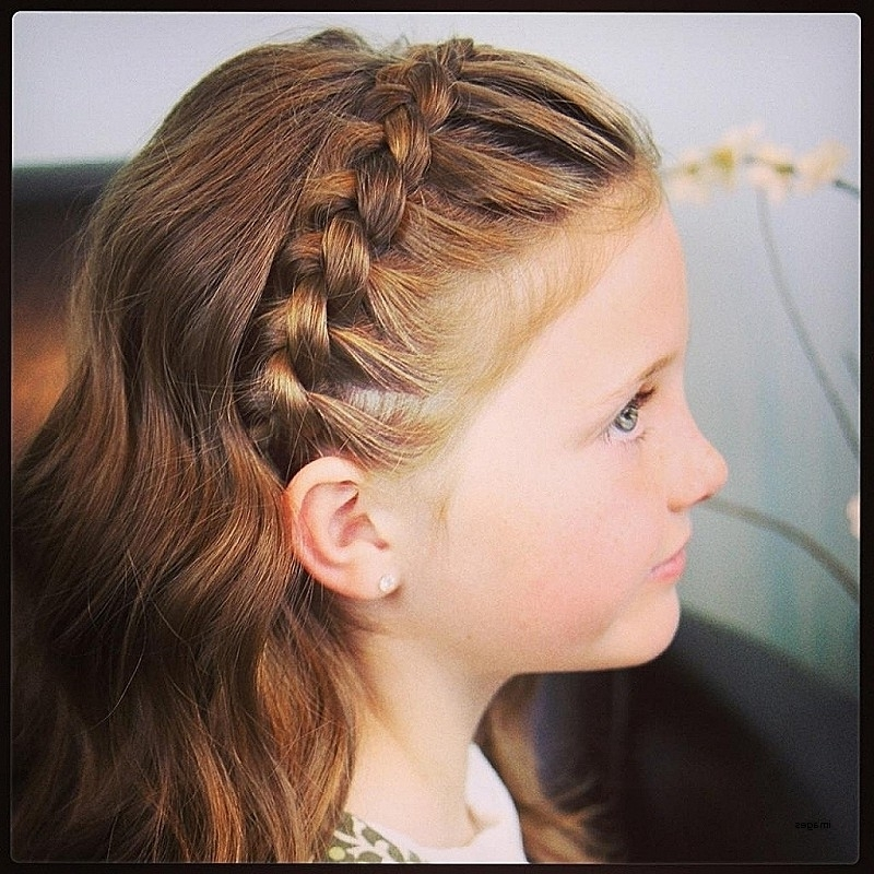 Featured Photo of Childrens Wedding Hairstyles For Short Hair