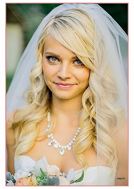 Wedding Hairstyles: Best Of Hairstyles For Shoulder Length Hair For Inside Wedding Hairstyles For Shoulder Length Hair With Veil (View 13 of 15)