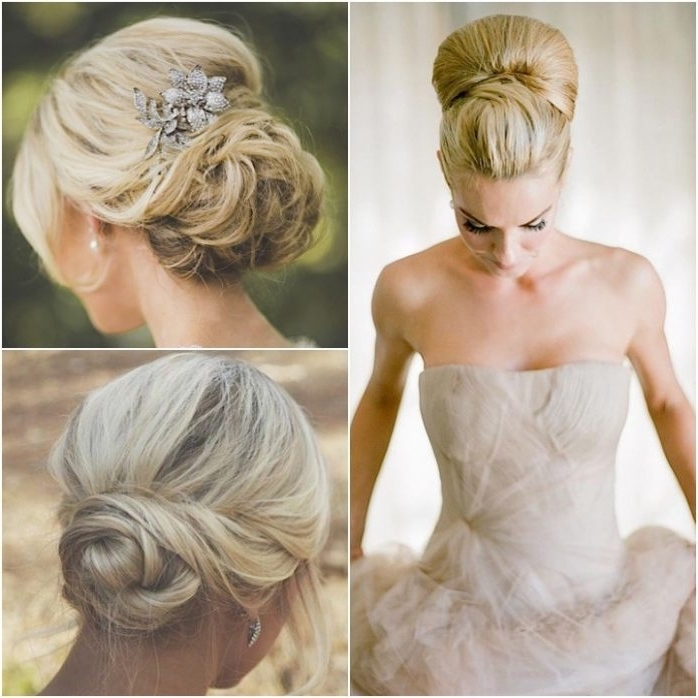 Wedding Hairstyles Collage 06162015Ch ( Put Up Hairstyles For In Put Up Wedding Hairstyles (View 15 of 15)