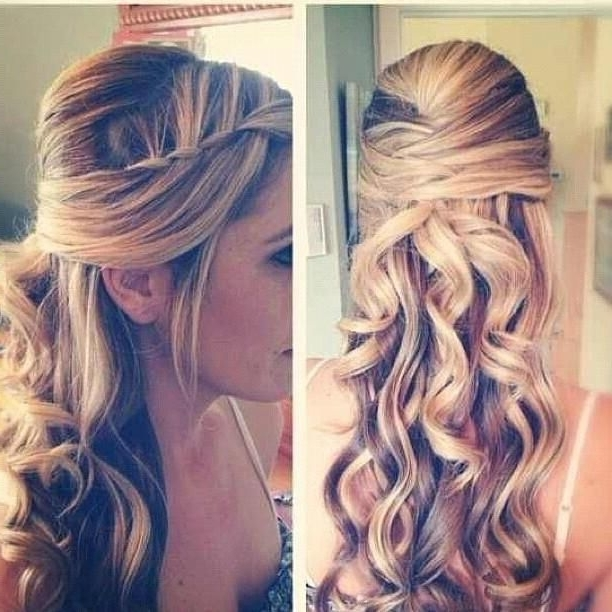 Wedding Hairstyles – Discover Next Year's Top Trends For Brides Inside Wedding Hairstyles With Ombre (View 14 of 15)