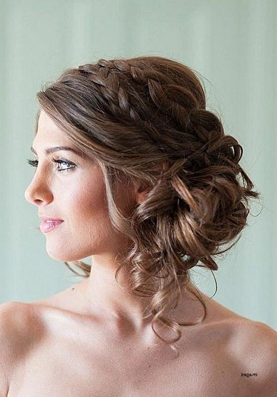Wedding Hairstyles: Elegant Hairstyles For Medium Length Hair For A Inside Elegant Wedding Hairstyles For Medium Length Hair (View 14 of 15)