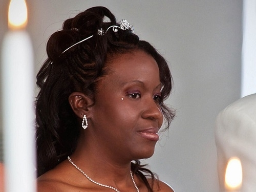 Wedding Hairstyles For African American Women Long Hair Ideas Pertaining To Wedding Hairstyles For Long Hair African American (View 9 of 15)