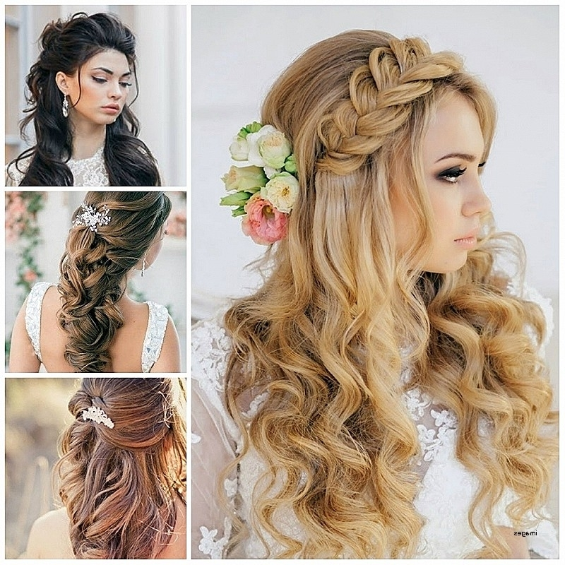 Wedding Hairstyles For Curly Medium Length Hair Beautiful Ideas For Bridal Hairstyles For Medium Length Curly Hair (View 11 of 15)